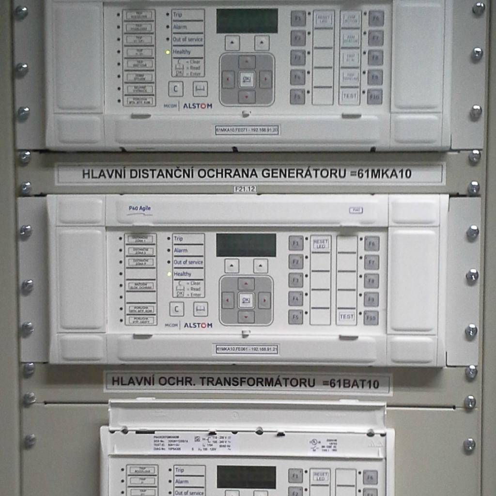 Engineering ASE Sro - Alstom electromagnetic relay catalogue